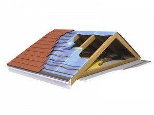 ремонт и установка крыш на даче