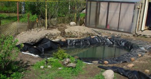 гидроизоляция геотекстиль для пруда